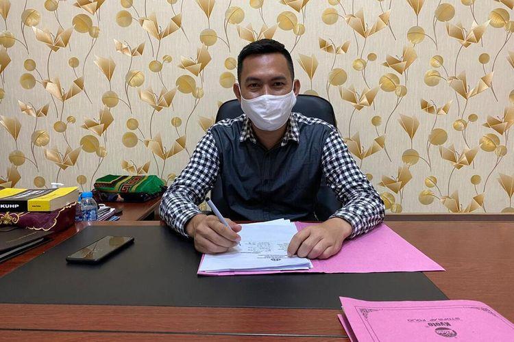 Kasat Reskrim Polresta Banyumas, Jawa Tengah,  AKP Berry
