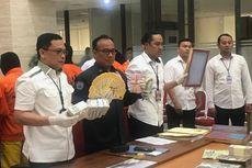 Polisi Tangkap 10 Tersangka Sindikat Pemalsu Uang Rupiah dan Asing