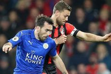 Bournemouth Vs Leicester, Catatan Buruk The Foxes di Stadion Vitality