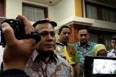 Terpilih Jadi Ketua KPK, Irjen Firli Enggan Komentar soal Revisi Undang-Undang