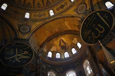 Turki Berencana 'Tutup' Gambar Yesus dan Bunda Maria di Hagia Sophia Pakai Teknologi Khusus
