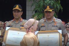 Ungkap Komplotan Jambret Tenda Orange, Polres Jakbar Dapat Penghargaan dari Kementerian PUPR