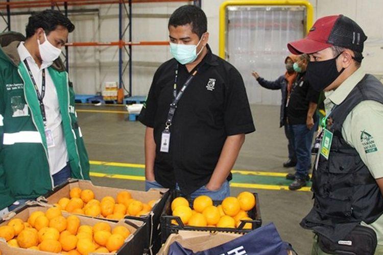 Kualitas bahan pangan untuk satwa menjadi perhatian lantaran adanya proses kontrol mutu dari Hero dan Taman Safari Indonesia.