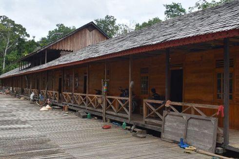 Rumah Betang, Rumah Adat Kalimantan Tengah