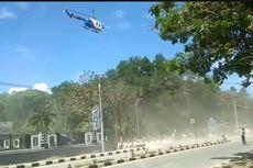 Kapolri Sebut Polisi yang Bubarkan Massa dengan Heli Sudah Ditindak