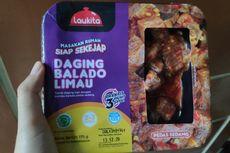Menjajal Frozen Food Laukita, dari Cakalang Mercon sampai Ayam Kecombrang