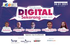 "Edukasi Masyarakat Soal Manfaat Digital, IDA Gelar Webinar Bertajuk ""Transformasi Digital Itu Sekarang Bukan Nanti"""