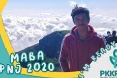 Dzikru Rahman, Anak Pengemudi Gojek Peroleh Beasiswa di PNJ