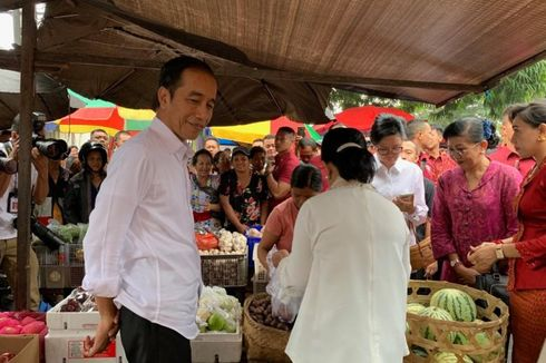 Soal Rekonsiliasi dengan Prabowo, Jokowi: Sambil Naik Kuda Bisa, di Yogyakarta Juga Bisa