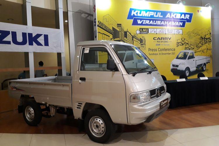 Suzuki Carry pick up menjadi jawara di kelas low pikap Indonesia.