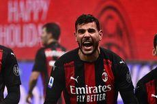 Dua Pemain Kunci AC Milan Positif Terpapar Covid-19