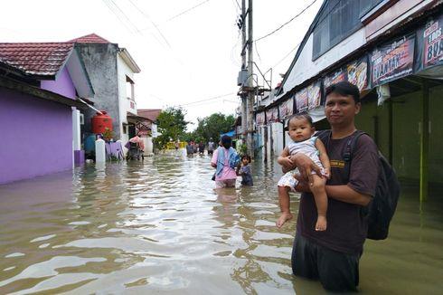 Puskesmas Ditutup karena Banjir di Samarinda