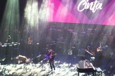 Konser Tanda Mata Glenn Fredly untuk Yovie Widianto Bertabur Bintang Lintas Generasi