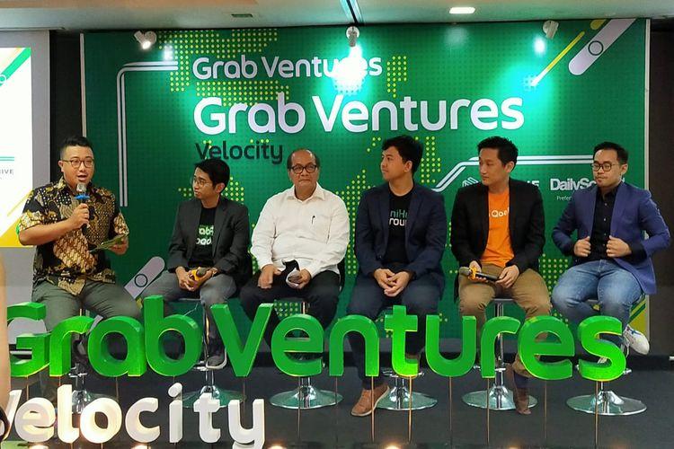 Startup Indonesia yang terpilih dalam GVV Angkatan 2 seperti Tani-Hub dan Qoala, hadir dalam peluncuran GVV Angkatan 3 tahun 2020.