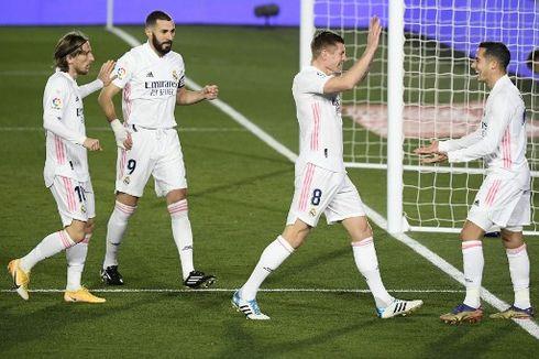 Di Tengah Covid, Real Madrid Masih Menangguk Banyak Duit