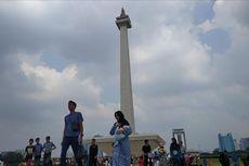 Soal Pungli Parkir di Monas, Dishub DKI: Itu Ulah Panitia Penyelenggara