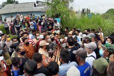 Gara-gara Pasien Covid-19, Warga 2 Kecamatan Saling Tutup Jalan, Hampir Adu Jotos