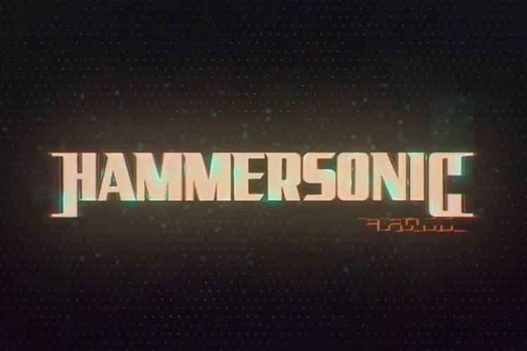 Logo festival musik cadas, Hammersonic.