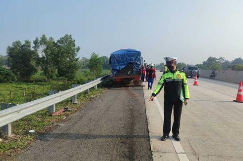 Kecelakaan Maut di Tol Lampung, Ingat Bahaya Melaju di Bahu Jalan