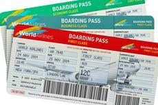 Harga Tiket Pesawat Mahal, Pesanan di Tiket.com Menurun