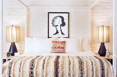 Lima Cara Ampuh Bikin Betah di Kamar Tidur