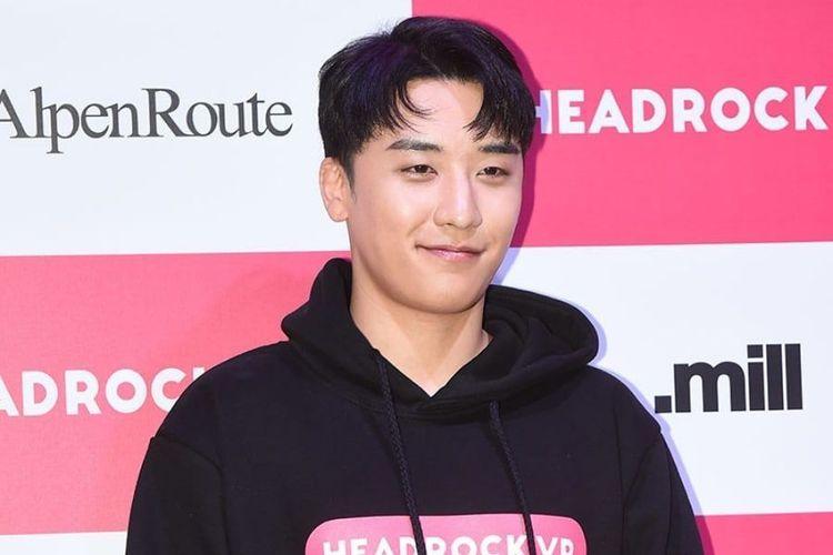 Member termuda boyband BIGBANG, Seungri.