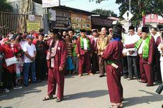 Jalan Kemang Raya Ditutup Saat Festival Palang Pintu, Ini Rute Alternatifnya
