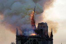 Kali Pertama dalam 9 Abad, Tak Ada Misa Paskah di Katedral Notre-Darme