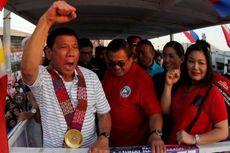 Rival Utama Mengaku Kalah, Rodrigo Duterte Presiden Baru Filipina