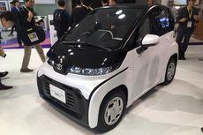 Toyota Jawab Tantangan Mobil Listrik Murni dengan Ultra Compact BEV