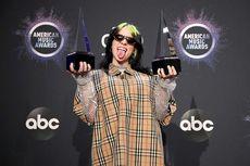 Billie Eilish, Penyanyi Termuda Raih Women of the Year Versi Billboard