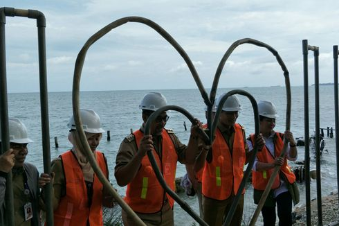 Ketika Sandiaga Heran Pulau Tidung Krisis Ikan Segar...