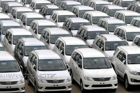 Ekspor Mobil Buatan Indonesia Anjlok 30 Persen di 2020