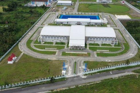 Siap Sambut PON XX Papua, Kampung Harapan dan Doyo Baru Selesai Dipercantik
