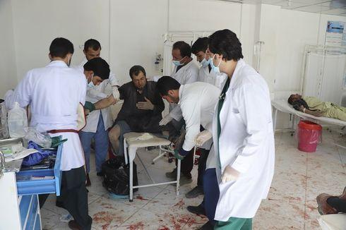 Ledakan Bom Mobil Bunuh Diri di Afghanistan Tewaskan 13 Orang, 120 Orang Luka-luka