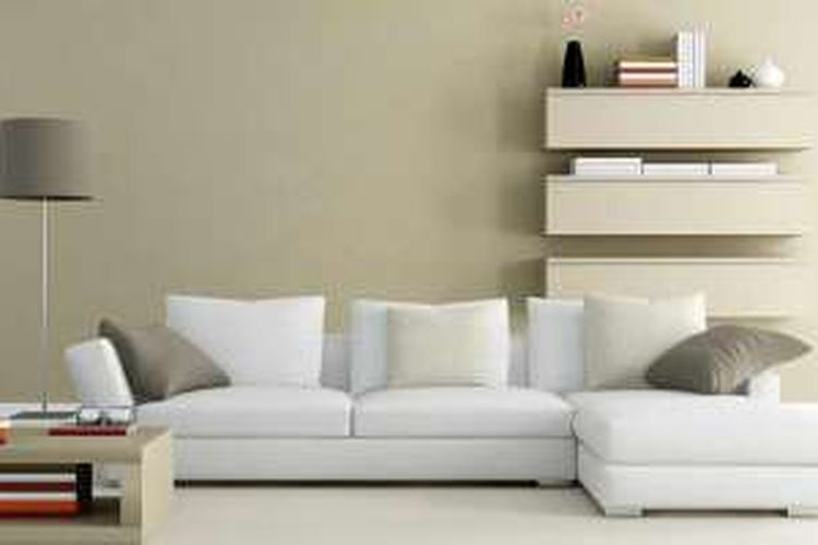 Warna Cat Rumah Netral  maksimalkan ruangan dengan warna cat dinding yang tepat