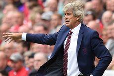 West Ham Vs Arsenal, Pellegrini Konfirmasi 5 Pemain Andalan Belum Siap