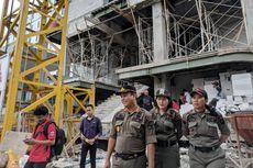 Langgar GSB, Bangunan Hotel di Kemang Dibongkar