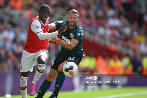 Arsenal Vs Aston Villa, Sorotan kepada Nicolas Pepe