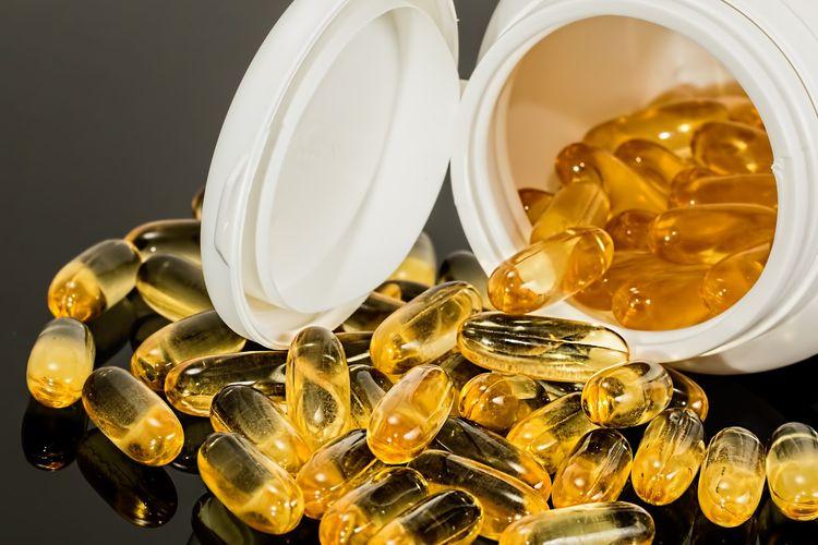Ilustrasi obat-obatan (Pixabay)