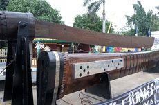 Golok 7 Meter Dipamerkan di Festival Budaya Nusantara III Kota Tangerang