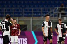 Dibantai AC Milan, Juventus Ulangi Memori Kelam Final Liga Champions 2017