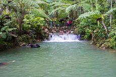 Bermandikan Kesegaran Alami di Ekowisata Sungai Mudal, Yogyakarta