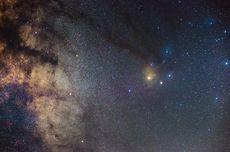 2 Fenomena Langit Hari Ini, Salah Satunya Konjungsi Bulan dengan Bintang Antares