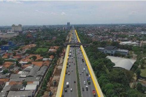 Tahun Depan, Tol Layang Jakarta-Cikampek Mulai Dikerjakan