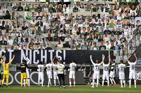Moenchengladbach Vs Wolfsburg, Laga Krusial bagi Die Fohlen