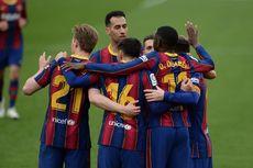 Klasemen Liga Spanyol: Gusur Real Madrid, Barcelona Hantui Atletico