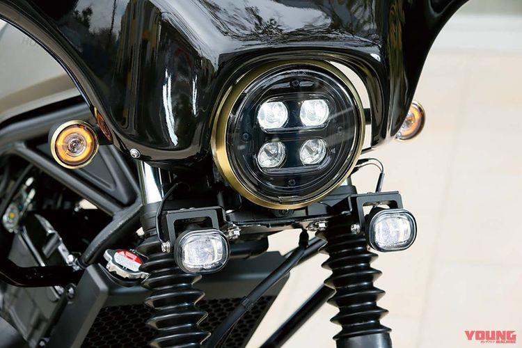 5ecc1a55dc81d - Begini Jadinya, Kalau Honda Rebel 500 Ganti Gaya Touring