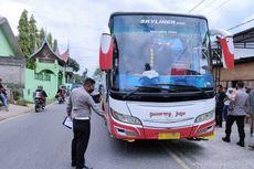 Tabrak 5 Siswa SD, 4 Tewas, Sopir Bus Gumarang Jaya Ditetapkan Jadi Tersangka