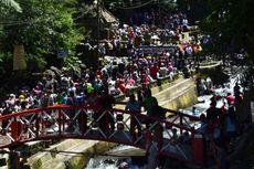 Libur Panjang, Obyek Wisata Guci Dikunjungi Ribuan Wisatawan